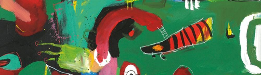 Ken Löfgren Falsterbo, målningar